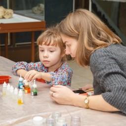 Международный день семьи в Дарвиновском музее 2021