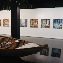 Выставка «Групповой портрет в интерьере»
