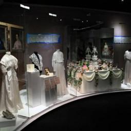 Выставка «Узоры свадьбы кружевной»