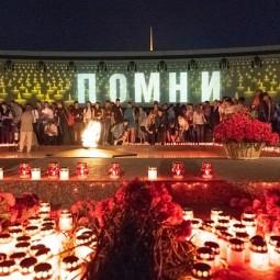 Акция «Свеча памяти» 2021
