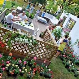 Фестиваль садов и цветов «Moscow Flower Show» 2017