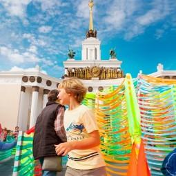 День города Москвы на ВДНХ 2018
