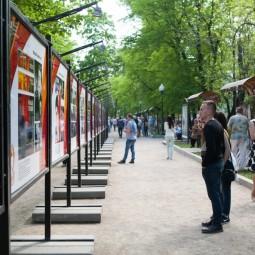 Выставка «Театры мира в Москве. Страницы Чеховского фестиваля»