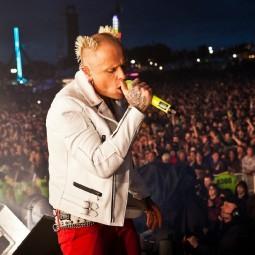 Концерт группы The Prodigy в Москве 2018
