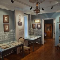 Выставка «Чайковский и Мир»