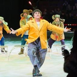 Цирковая программа «Монте-Карло — Москва» 2018