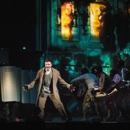 Рок-опера «Преступление и наказание» 2020