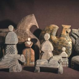 Фестиваль деревянной игрушки на ВДНХ 2018