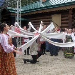 Праздник «День Кутузовской избы» 2016