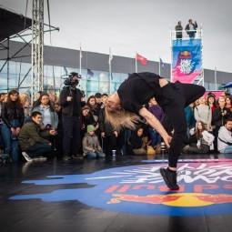 Финал чемпионата мира по уличным танцам Red Bull Dance Your Style 2021
