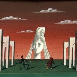 Выставка «Чаепитие с Дульсинеей: начало двух веков»