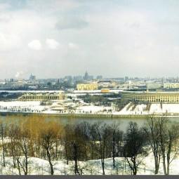 Открытие зимнего сезона в Лужниках 2018