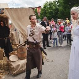 Фестиваль РЕН ТВ «Игра престолов» 2018