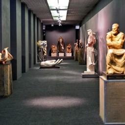 Выставка «Скульптор Александр Рукавишников»