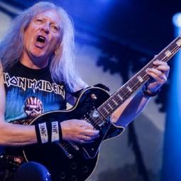 Концерт «Iron Maiden» 2020