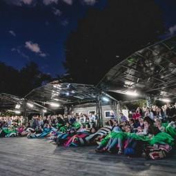 «Новая классика» в летнем кинотеатре «Музеон» 2016
