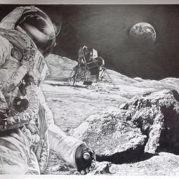 Выставка «Мечта о космосе»