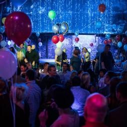 Новогодний диско-марафон в клубе «Инкогнито» 2018