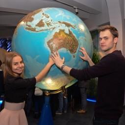 День всех влюбленных в Московском Планетарии 2020