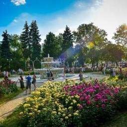 Открытие летнего сезона в Парке Горького 2018