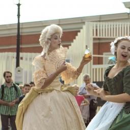 Фестиваль бальных традиций Екатерины II 2016