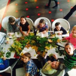 Мастер-классы для детей в ресторанах «Грабли»