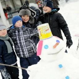 Фестиваль «Арт-битва снеговиков» 2019