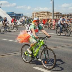 Московский осенний велофестиваль 2019