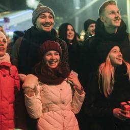День защитника Отечества в Парке Горького 2019