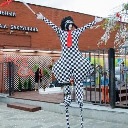 Музейно-театральный фестиваль «Все в сад!» 2020