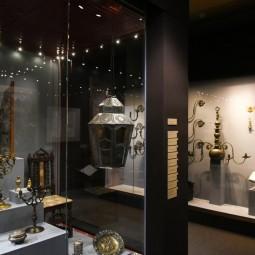 Выставка «Свет в оконце. Осветительные приборы в русском средневековом быту»