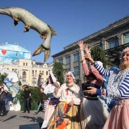 Гастрономический фестиваль «Рыбная неделя» 2018