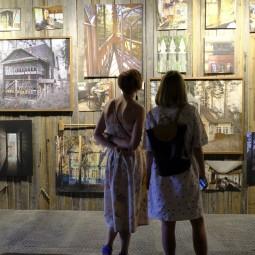 Выставка «Кратовские дачи»