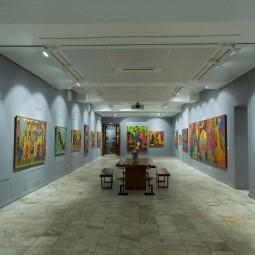 Выставка «Азам Атаханов. Поэма о смыслах»