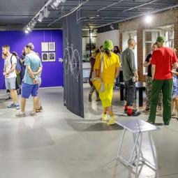 Выставка «Белыми нитками»