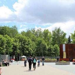 «Праздник цветов» в Лианозовском парке 2017