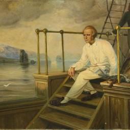 Выставка «Дарвин. Жизнь в портретах»