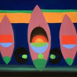 Выставка «Край бунтарей. Современное искусство Владивостока 1960-2010»