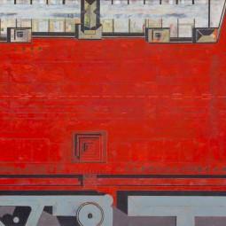Выставка «Красные крылья конструктивизма»