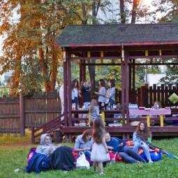 День семьи, любви иверности в Воронцовском парке 2018