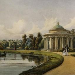Выставка «Сады и парки. Влахернское — Кузьминки. Искусство пейзажного парка»