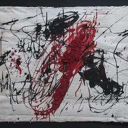 Выставка «Красное и черное»