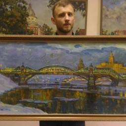 Выставка «Пленэр в городе. Пейзажная живопись»