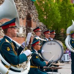 Сезон концертов «Военные оркестры в парках» 2019