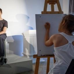 Акция «Ночь искусств» в галереях Москвы 2018