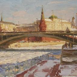 Выставка «Москва в творчестве художников»