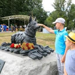 День фронтовой собаки в Музее Победы 2020