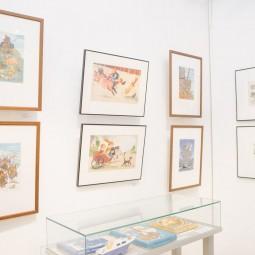 Выставка «Детская площадка»