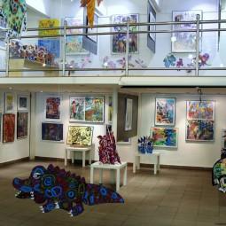 Выставка «Зоопарк в «Изопарке»
