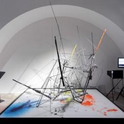 Выставка «Оболочки смысловых конструкций»